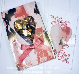 Stampin'Up!, Lots of Love Box, www.CreateWithTerriGaines.com